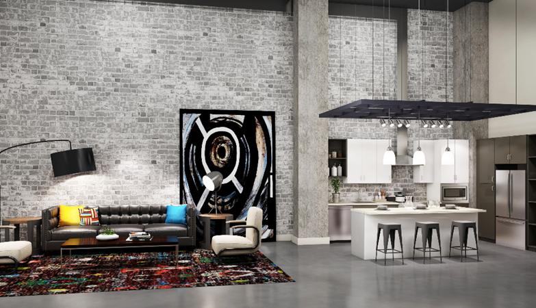 Top 4 Multifamily Interior Design Trends